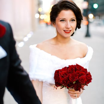Best Wedding Hair And Makeup Chicago