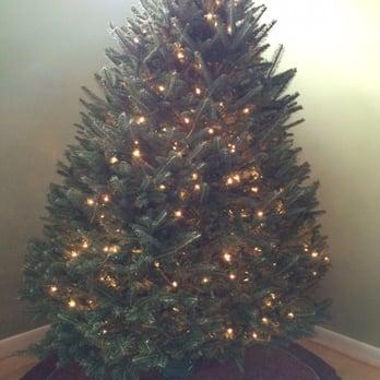 TROSA Christmas Tree Lot - Temp