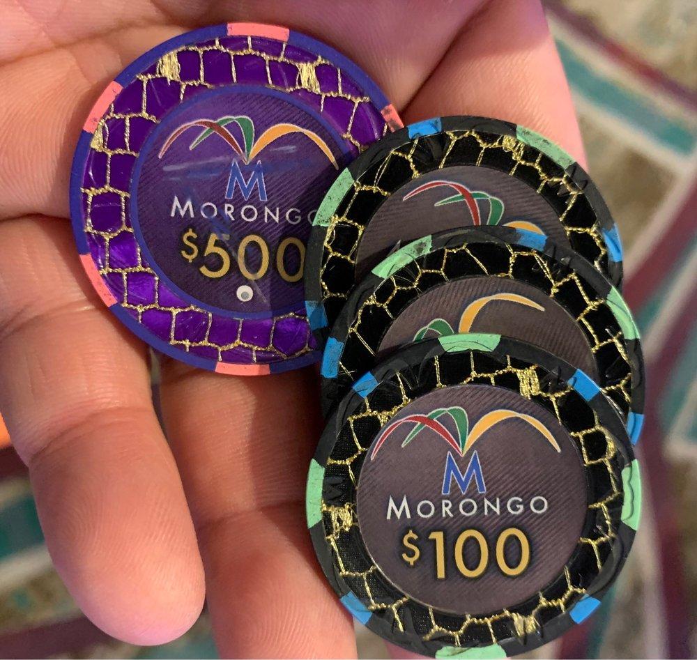 Casino morongo reviews las vegas casino menus
