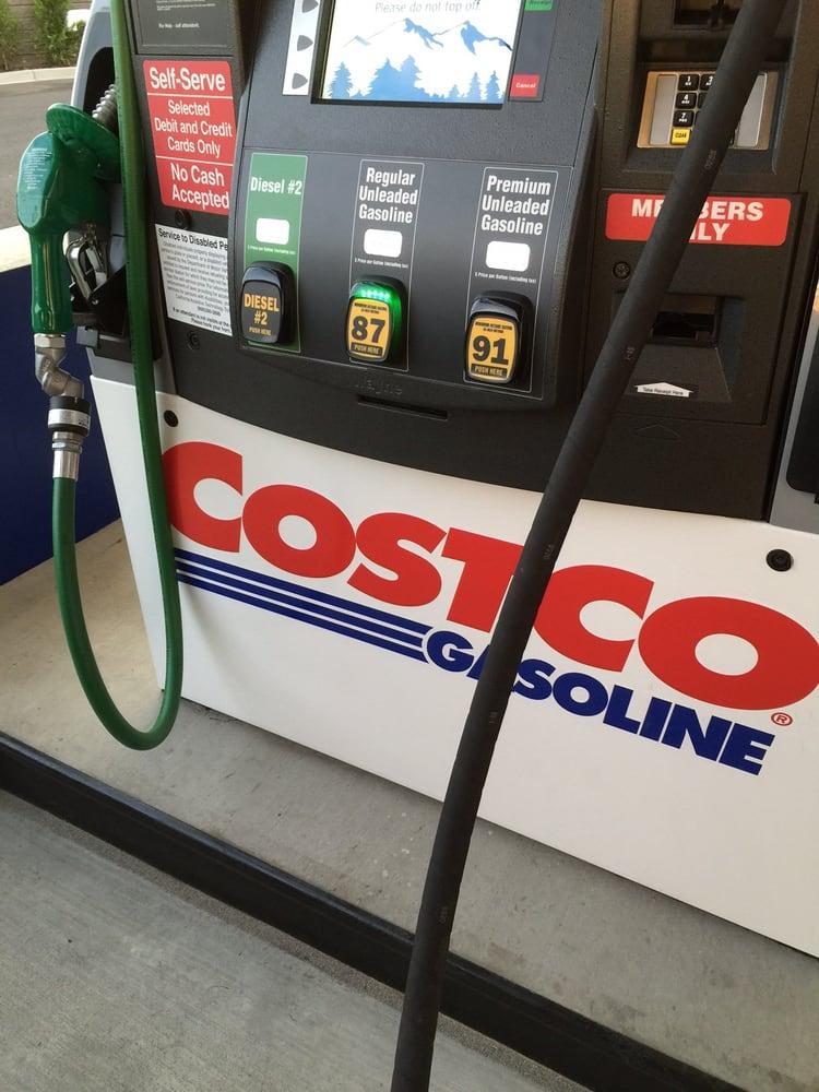diesel costco
