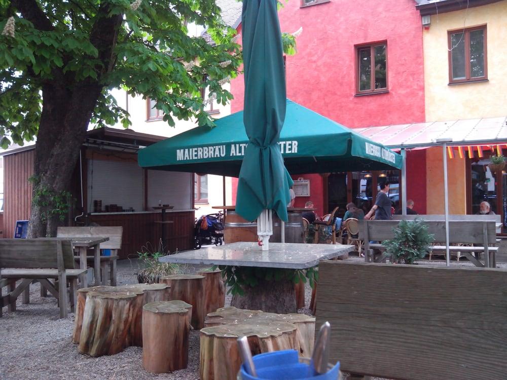 Lechhauser Hof Bavarian Widderstr 7 Augsburg Bayern Germany Restaurant Reviews