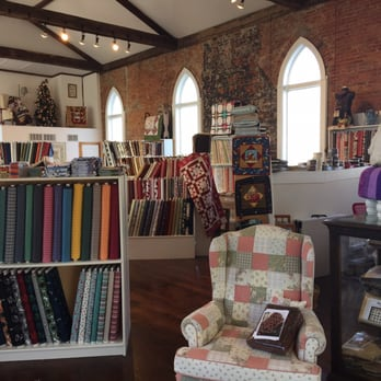 Quilters Garden 10 Photos Fabric Stores 9 East Center St