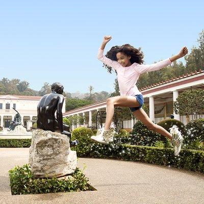 Photo of The Getty Villa - Pacific Palisades, CA, US. Like Hermes, let your imagination take flight.