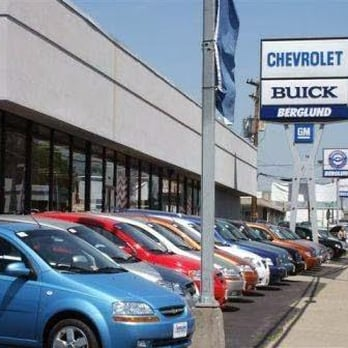 Berglund Chevrolet Buick Car Dealers 1824 Williamson Rd