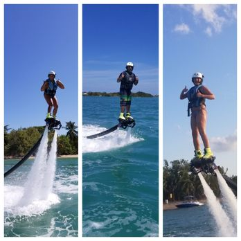 2 The Sky Flyboard 58 Photos