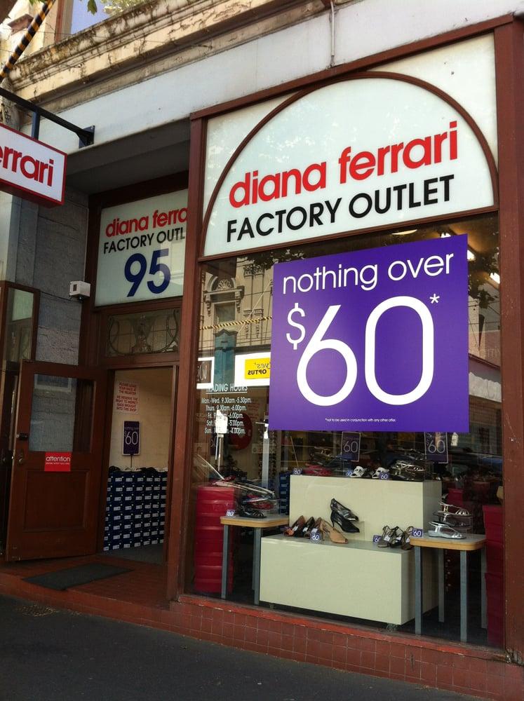 Diana Ferrari - Shoe Stores - 95 Swan