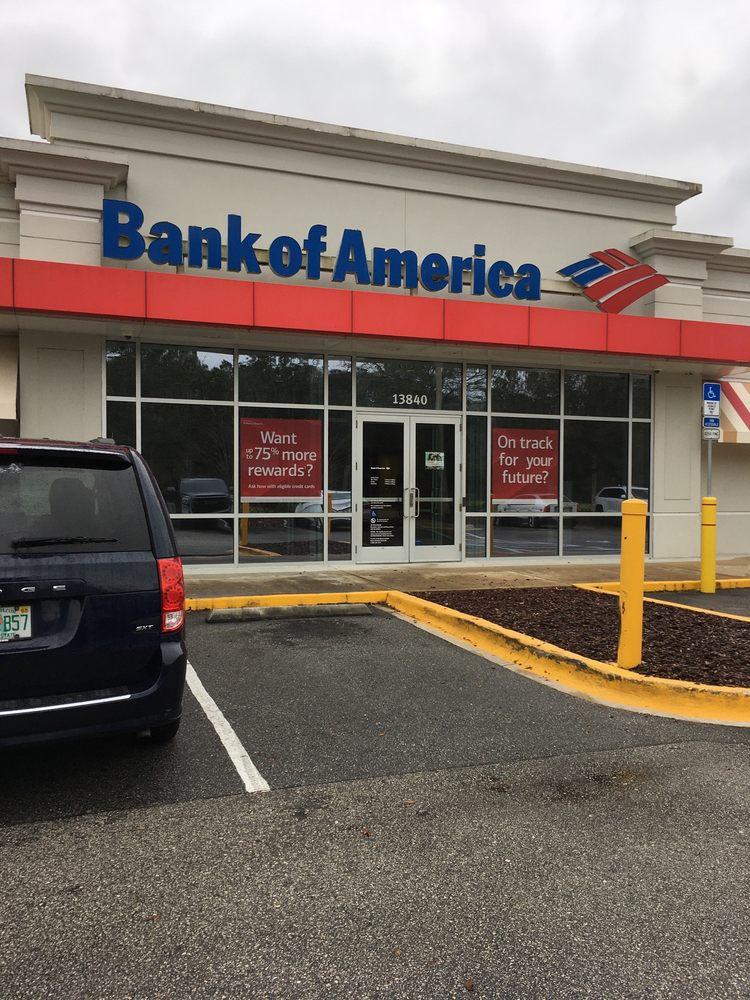 Bank Of America Banks Credit Unions