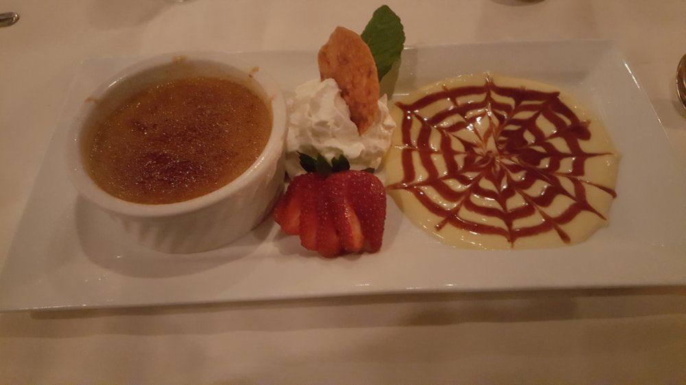 Photo of Miguel's Restaurant - Siesta Key, FL, United States. Creme Brulee