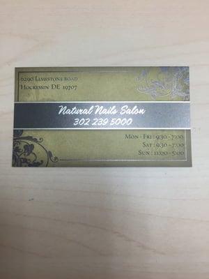 Natural Nails Salon 6290 Limestone Rd Hockessin De Hair Salons