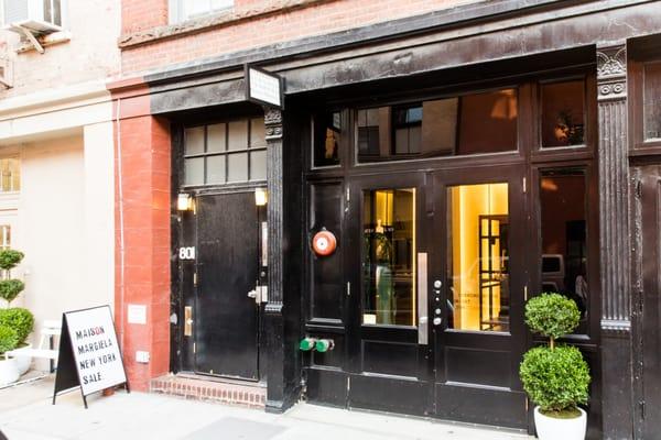 Maison Margiela 801 Greenwich St New York Ny Men S Apparel Mapquest
