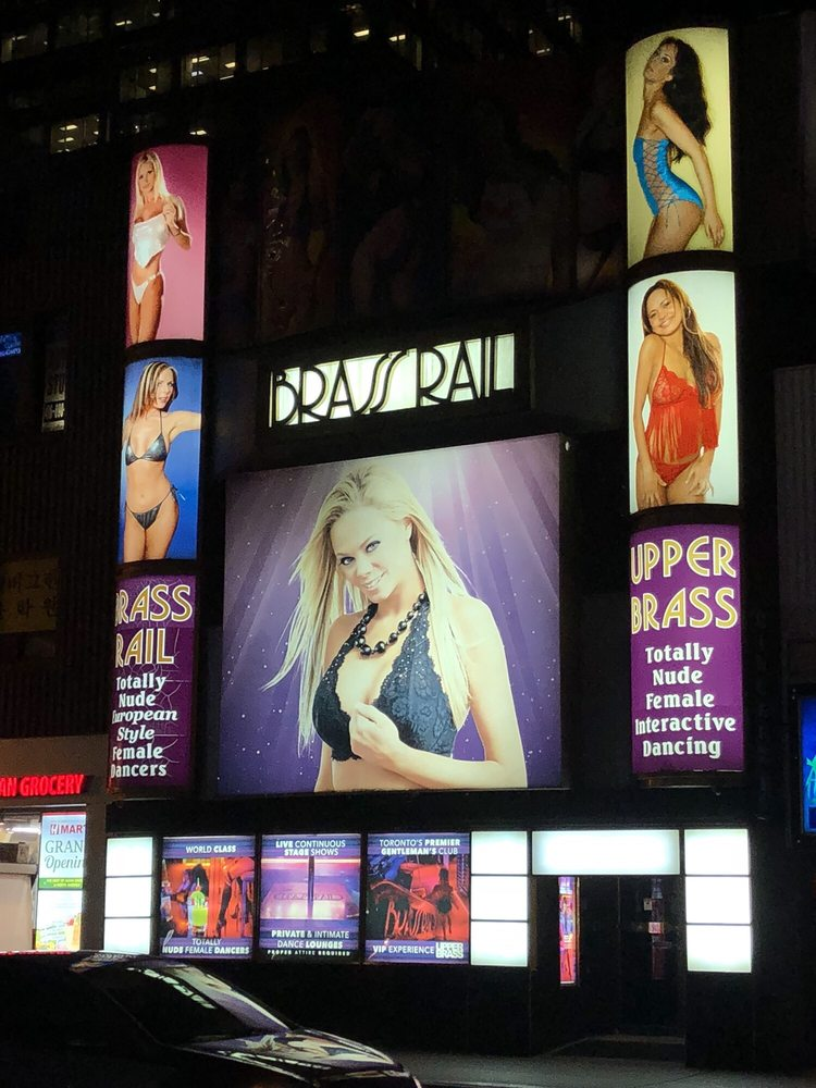 The Brass Rail 13 Photos 44 Reviews Adult Entertainment 701 Yonge Street Church Wellesley Village Toronto On Phone Number Yelp