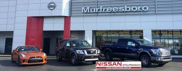 Nissan Of Murfreesboro >> Murfreesboro Nissan 814 Memorial Blvd Murfreesboro Tn