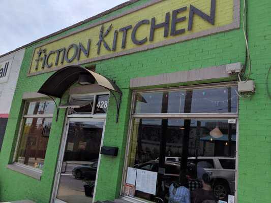 The Fiction Kitchen Takeout Delivery 552 Photos 610 Reviews Vegan 428 S Dawson St Raleigh Nc Restaurant Reviews Phone Number Menu Yelp