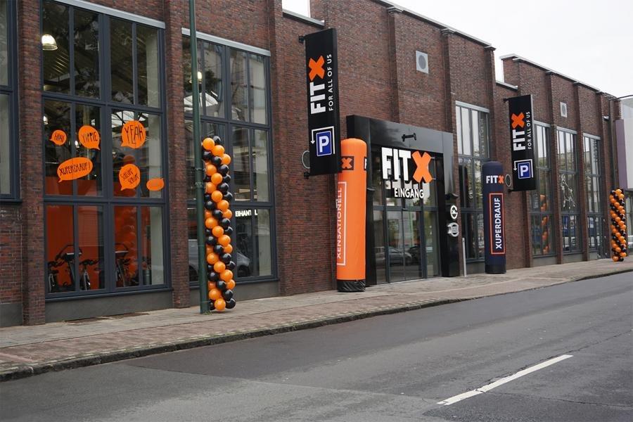 fitx anmelden