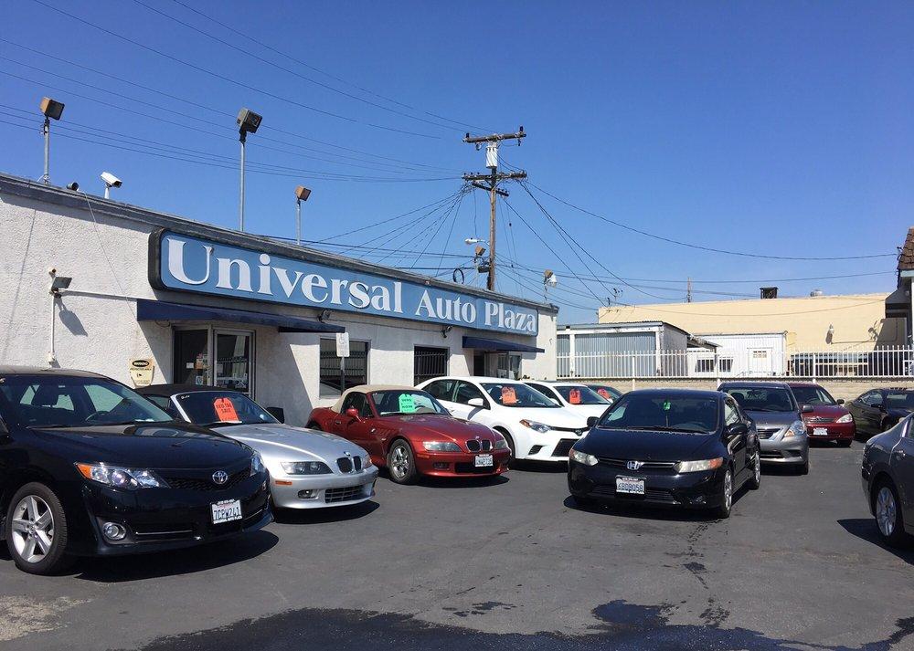 Universal Auto Plaza >> Universal Auto Plaza Penjual Kereta 14523 Hawthorne Blvd