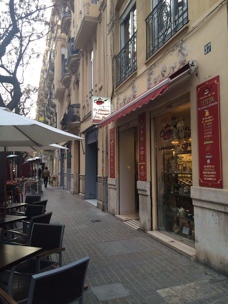 Conté 34 Photos 12 Reviews Coffee Tea Carrer De Sorní 37 L Eixample Valencia Spain Restaurant Reviews Phone Number Yelp