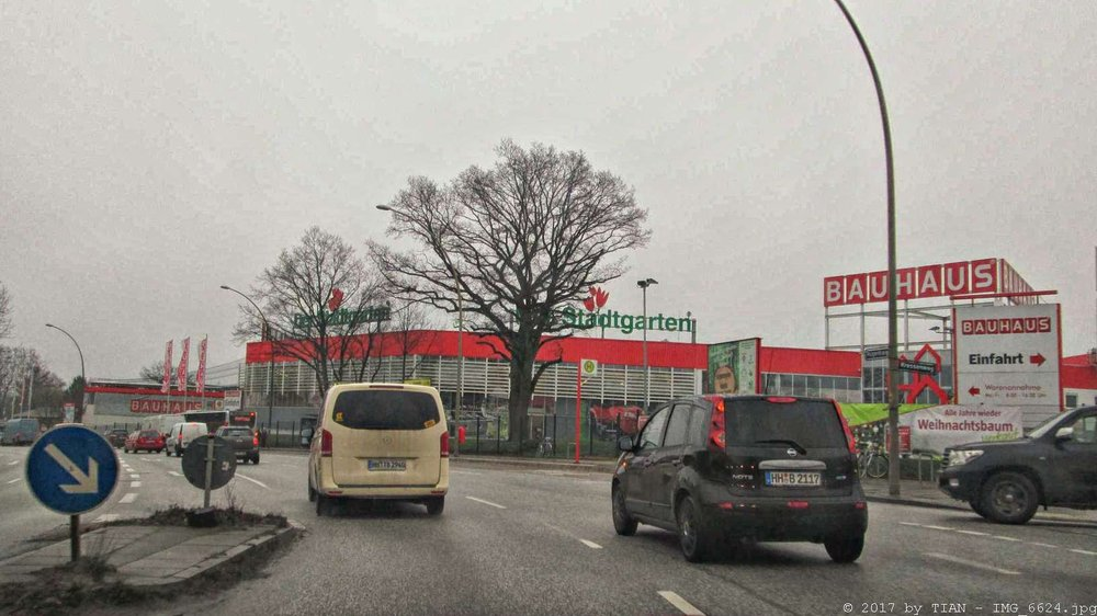 Bauhaus Baumarkt Baustoffe Rugenbarg 252 Lurup