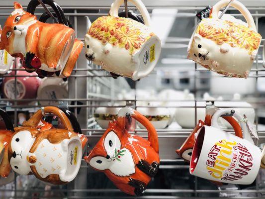Photo of Burlington Coat Factory - New York, NY, US. Kooky coffee mugs
