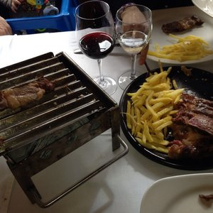 Felipe Steakhouses Avenida De Madrid 2 Navacerrada