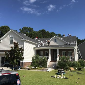 Lowcountry Roofing Exteriors
