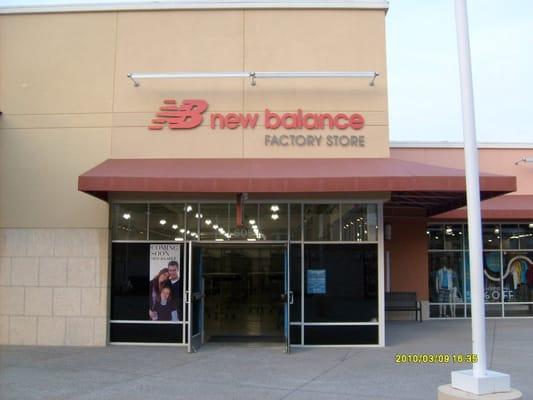 new balance factory store myrtle beach