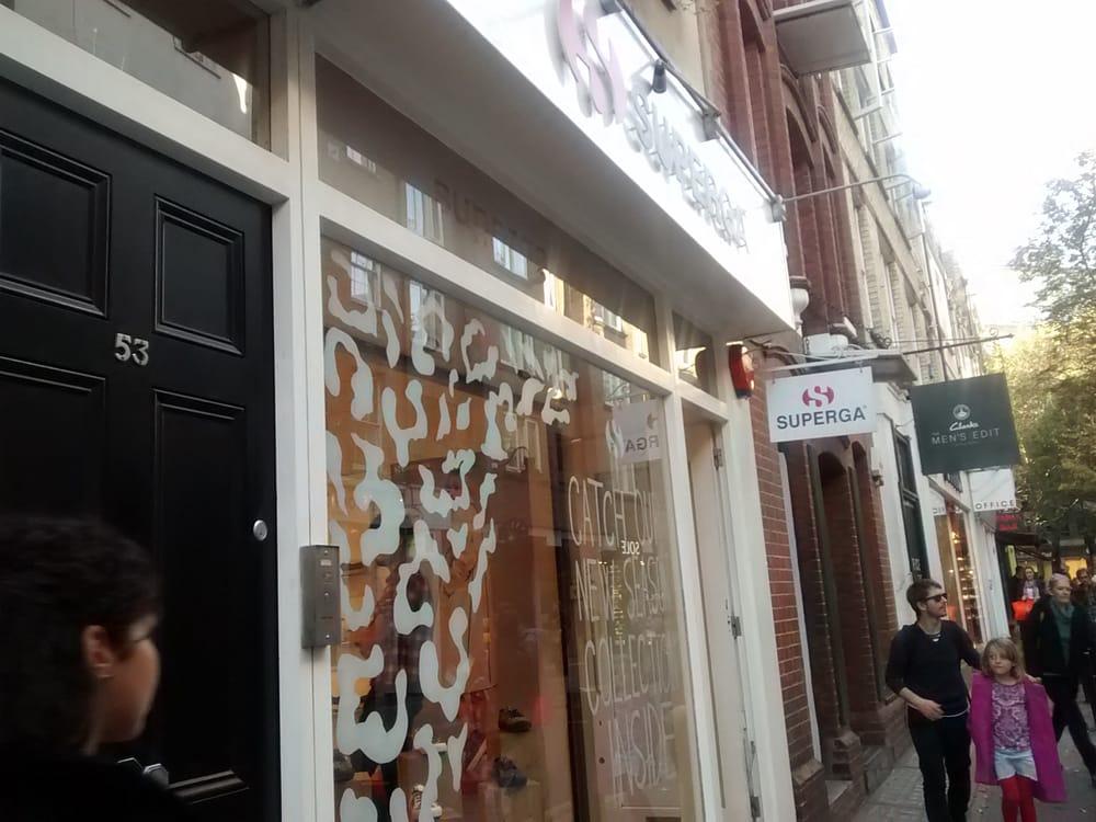 stor försäljning lägsta pris spara upp till 80% Superga - Shoe Shops - 53 Neal Street, Covent Garden, London ...