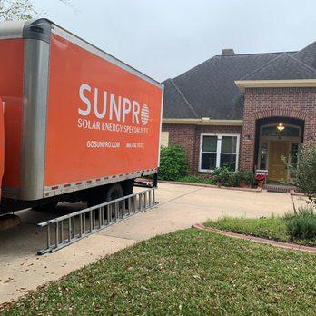 Sunpro Solar 16 Photos Solar Installation 7614 Bluff Point Dr Houston Tx Phone Number Yelp