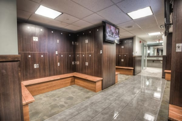 Photo of GYMVMT - Edgemont - Calgary, AB, CA. Executive locker room