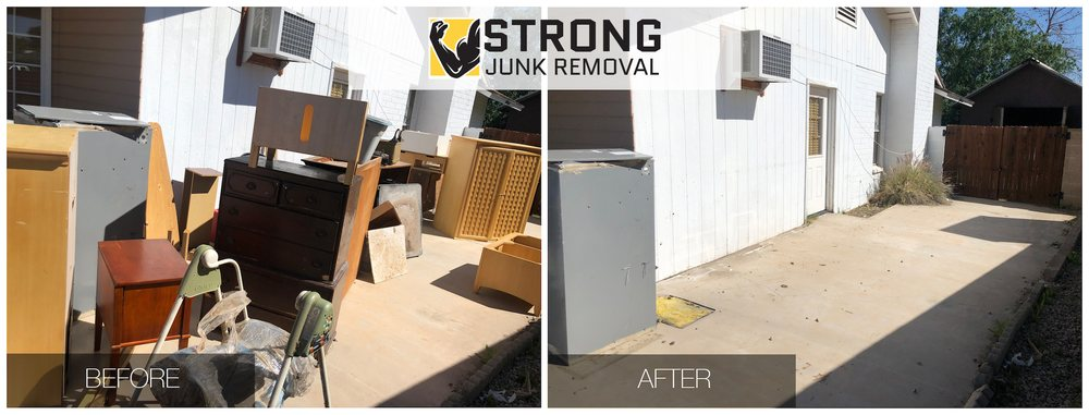 Photo of Strong Junk Removal - Chandler, AZ, United States