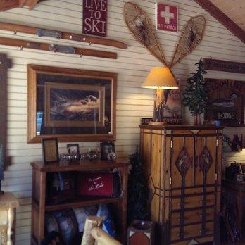 Cabin Fever Gifts Decor 18 Photos
