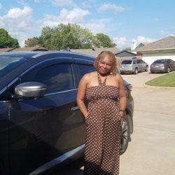 Photo of CarShield - St. Peters, MO, US. A happy customer Brenda Webb and my car