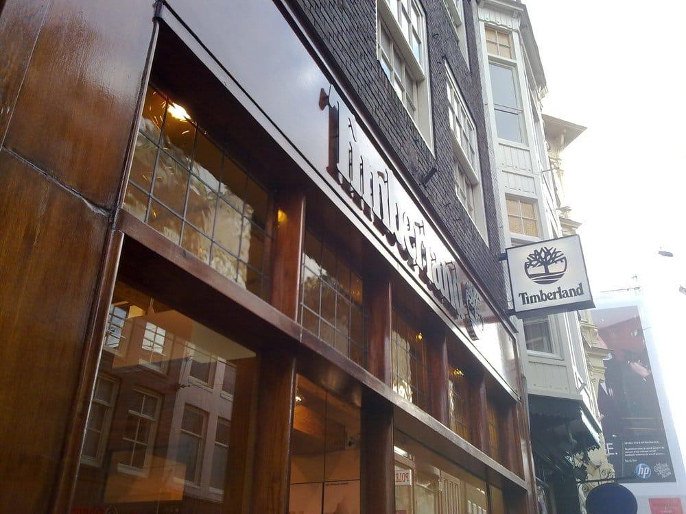 haz hablar Contable  Timberland - Shoe Stores - Leidsestraat 55, Centrum, Amsterdam, Noord- Holland, The Netherlands - Phone Number - Yelp