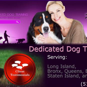 Dedicated Dog Training 23 Reviews Pet Training 371 Loring Rd