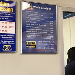 Blue Beacon Truck Wash Car Wash 5831 Santa Elena Dr Arvin Ca Phone Number Yelp