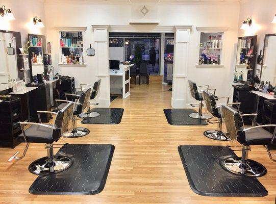 New Style Hair Salon 221 S Main St Wheaton Il Hair Salons Mapquest