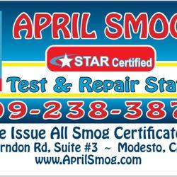 Photo Of April Smog Modesto Ca United States