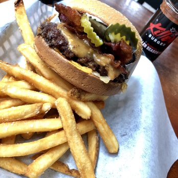 Killer Burger Temp Closed 584 Photos 777 Reviews Burgers 510 Sw 3rd Ave Downtown Portland Or Restaurant Reviews Phone Number Menu Yelp