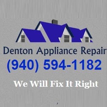 Denton Appliance Repair 11 Reviews Appliances Repair Denton Tx Phone Number Yelp