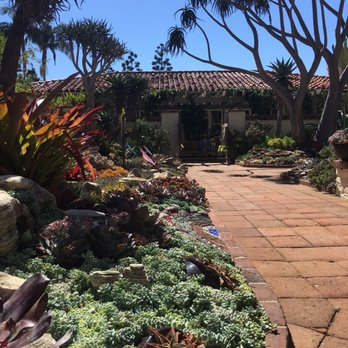 sherman library & gardens in corona del mar