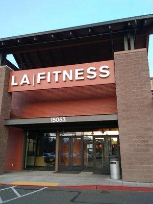 La Fitness 15053 Main St Bellevue Wa Health Clubs Gyms Mapquest