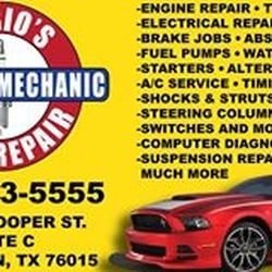 Top 10 Best Mechanic Auto In Arlington Tx Last Updated July 2020 Yelp