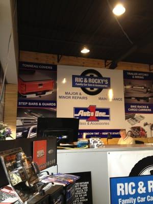 Ric Rocky S Family Car Care Accessories 6206 N Canton Center Rd Canton Mi Auto Repair Mapquest