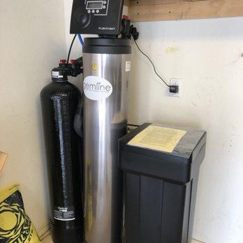 Swell 60 000 Grain Gemline Water Softener Install With Carbon Machost Co Dining Chair Design Ideas Machostcouk