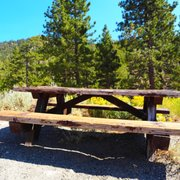 Photo of Angeles Crest Highway - La Canada, CA, United States. Picnic tables available at some stops!