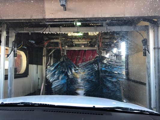 7 Flags Car Wash 135 Valle Vista Ave Vallejo Ca Car Washes Mapquest