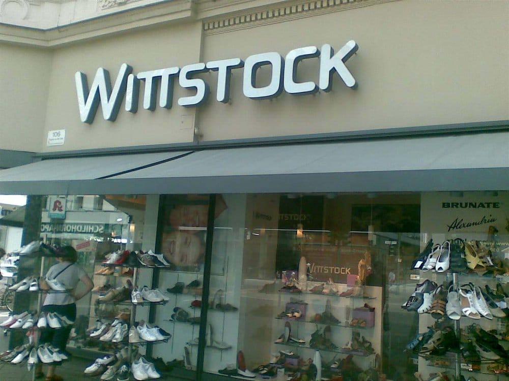 Schuhhaus Horst Wittstock Shoe Shops Schloßstr. 32