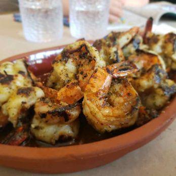 Photo of Hamido Seafood - Astoria, NY, United States. Mouth watering jumbo shrimp.