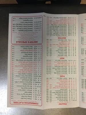 New China Resturant 436 E Main St Middletown Pa Restaurants