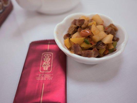 Photo of 富聲魚翅海鮮酒家 - Hong Kong, HK, HK. Appetizer