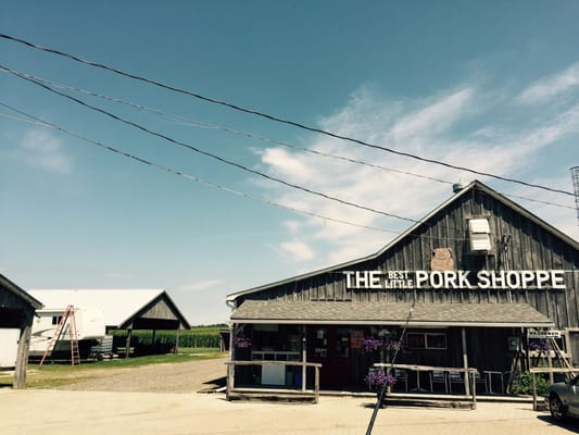 The Best Little Pork Shoppe Meat Shops 2146 Highway 7 8 Shakespeare On Phone Number Yelp
